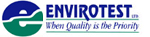 Envirotest LLC » High quality and cost-effective evaluation … Logo